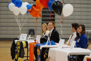 Signing Ceremony Held for Future College Athletes