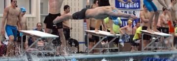 Live Broadcast: Boys' Swim and Dive vs. Olathe East