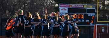 Gallery: Varsity Girls' Soccer vs. SM North
