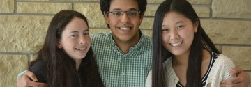 Three Juniors Receive Perfect SAT Section Scores