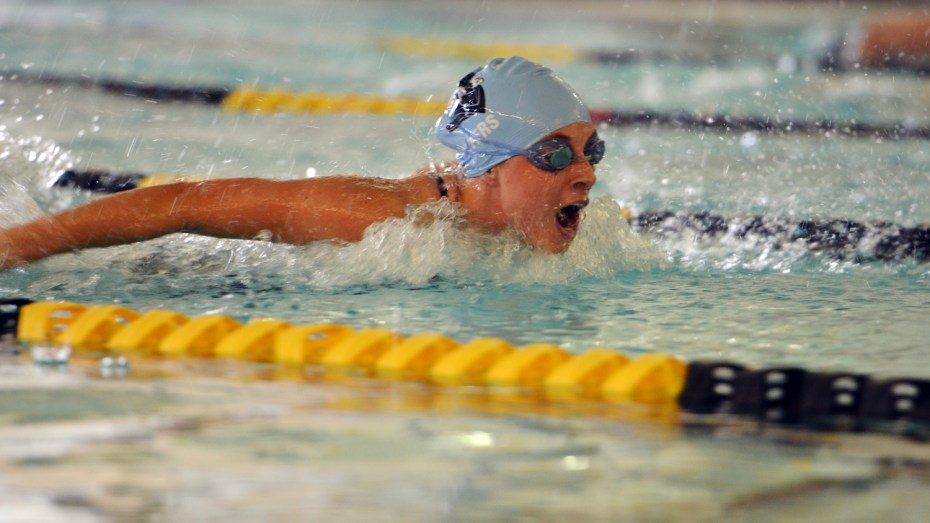 Gallery: Varsity Girls' Shawnee Mission Swim Meet