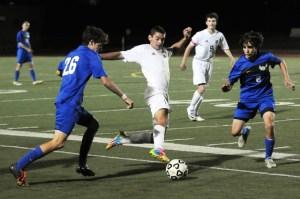 Recap: Boys' Soccer vs. Blue Valley Northwest