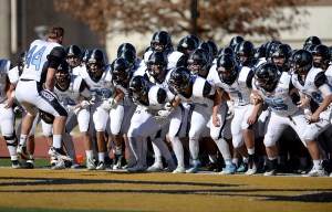 Football Conquers First State Championship