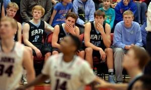 Gallery: Boys' Basketball vs. Lawrence High