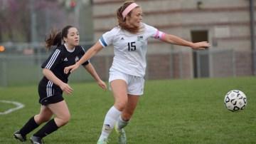 Gallery: Girls Soccer vs. Lawrence