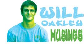 Musings: Will Oakley