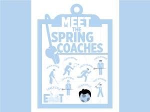 Meet the Spring Coaches
