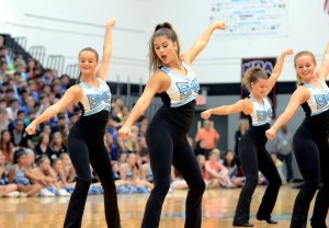 Interview with Lancer Dancer Captain Hayley Bell