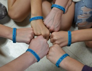 SMSD Holds Suicide Prevention Night