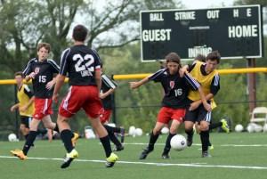 Gallery: D-Team Soccer vs. Lawrence High School