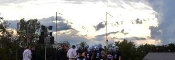 Live Broadcast: Football vs. Lawrence High