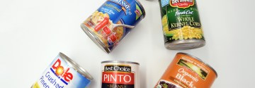 East Participates in Annual Can Drive