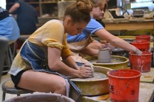 Gallery: Ceramics class