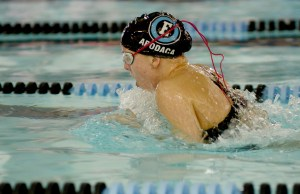 Girl's Swim Team Is Undefeated After Two Meets