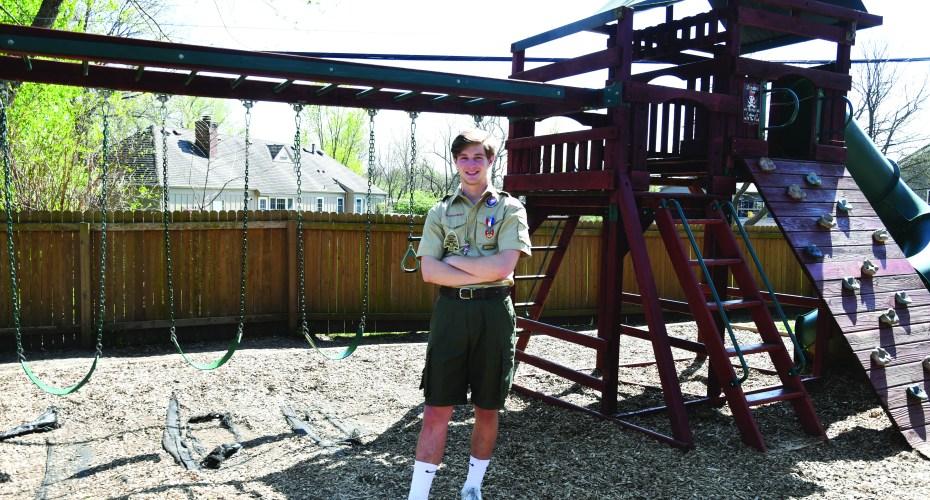 Seniors Earn Eagle Scout Rank
