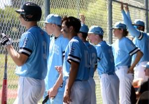 Gallery: Boys Varsity Baseball vs. Blue Valley Southwest