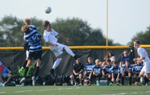 Gallery: Boy's Soccer Blue and Black Scrimmage