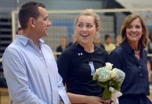 Gallery: Girls Varsity Volleyball vs Shawnee Mission South