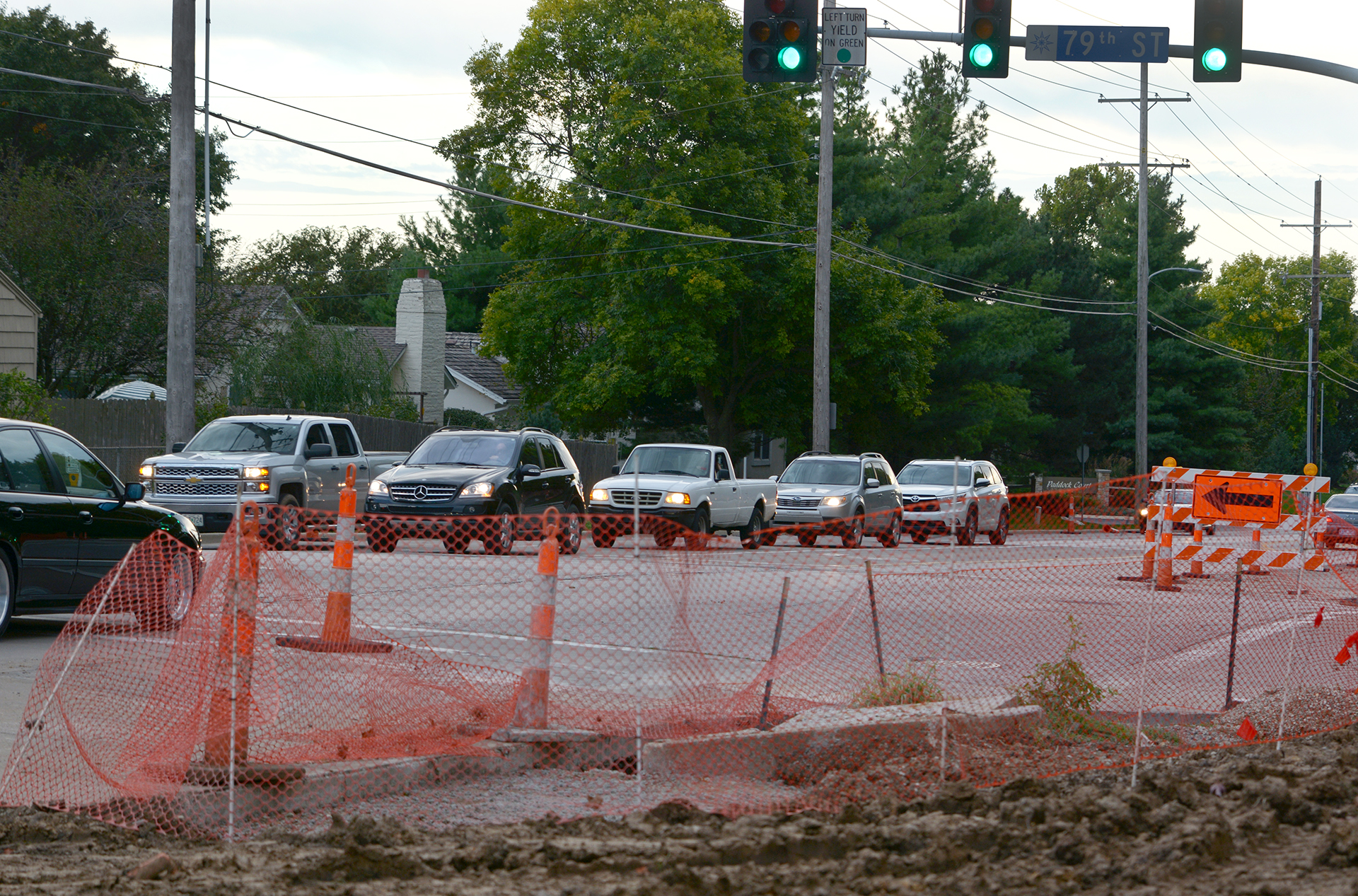 Mission Road Construction 2