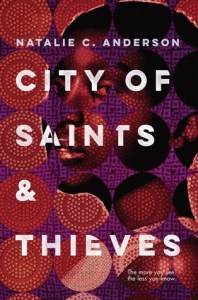 "Book Review: ""City of Saints and Thieves"""