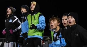 Gallery: Boys Varsity Soccer vs. Olathe South