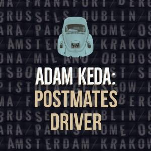 Orchestra Teacher Adam Keda Moonlights as a Postmates Driver | The