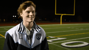Athlete of the Week: Griffin Fries