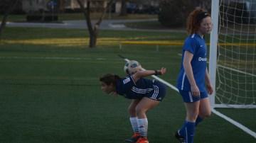 Girls' Developmental Academy Soccer Team