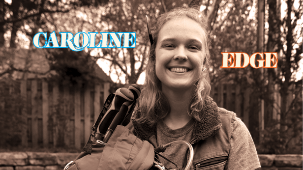 Senior Profile: Caroline Edge