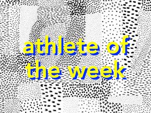 Athlete of the Week: Brooklyn Beck