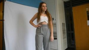 Sofiya Borovytska and her Dashin' Fashion