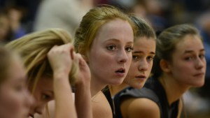 Gallery: Girls Basketball Blue and Black Scrimmage