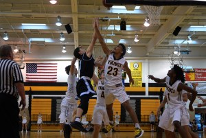 Gallery: Boys' JV Basketball vs. Shawnee Mission West