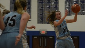 Gallery: Girls JV Basketball vs. Olathe South