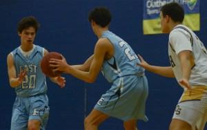 Gallery: Boys Sophomore Basketball vs. Olathe South