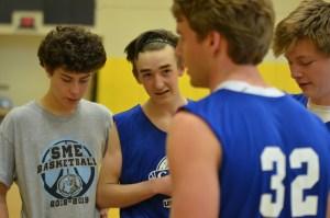 Gallery: Sophomore Boys GABL Basketball Game