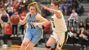 Gallery: Girls Varsity Basketball vs. Lawrence Free State
