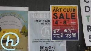 Art Club's Annual Sale