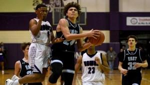 Gallery: Boys Varsity Basketball Sub-State Round 2 vs. JC Harmon