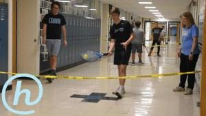 SME Boys Tennis Tryouts