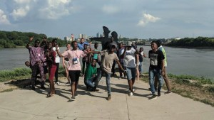 Exchanging Leadership: African Students Coming to East