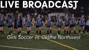 Game Replay: Varsity Girls Soccer takes Olathe NW to 2OT and ties 2-2