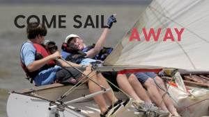 Come Sail Away – Friends share a passion for sailing