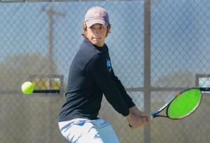 Gallery: Boys Varsity Tennis vs. Rockhurst