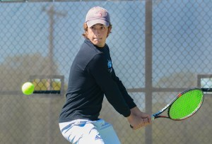 Gallery: Boys Varsity Tennis vs. Rockhurst