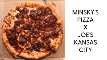 Keeping Up With KC: Minsky's Barbecue Pizza