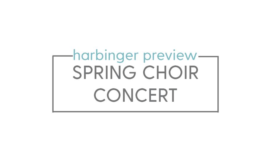 Choir Concert Preview