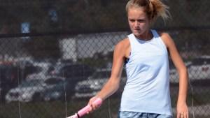 Gallery: Girls Tennis Practice