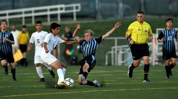 Gallery: Boys Varsity Soccer vs. Gardner Edgerton
