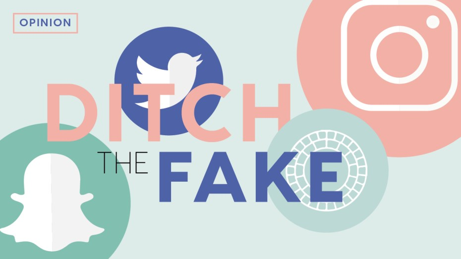 Ditch the Fake